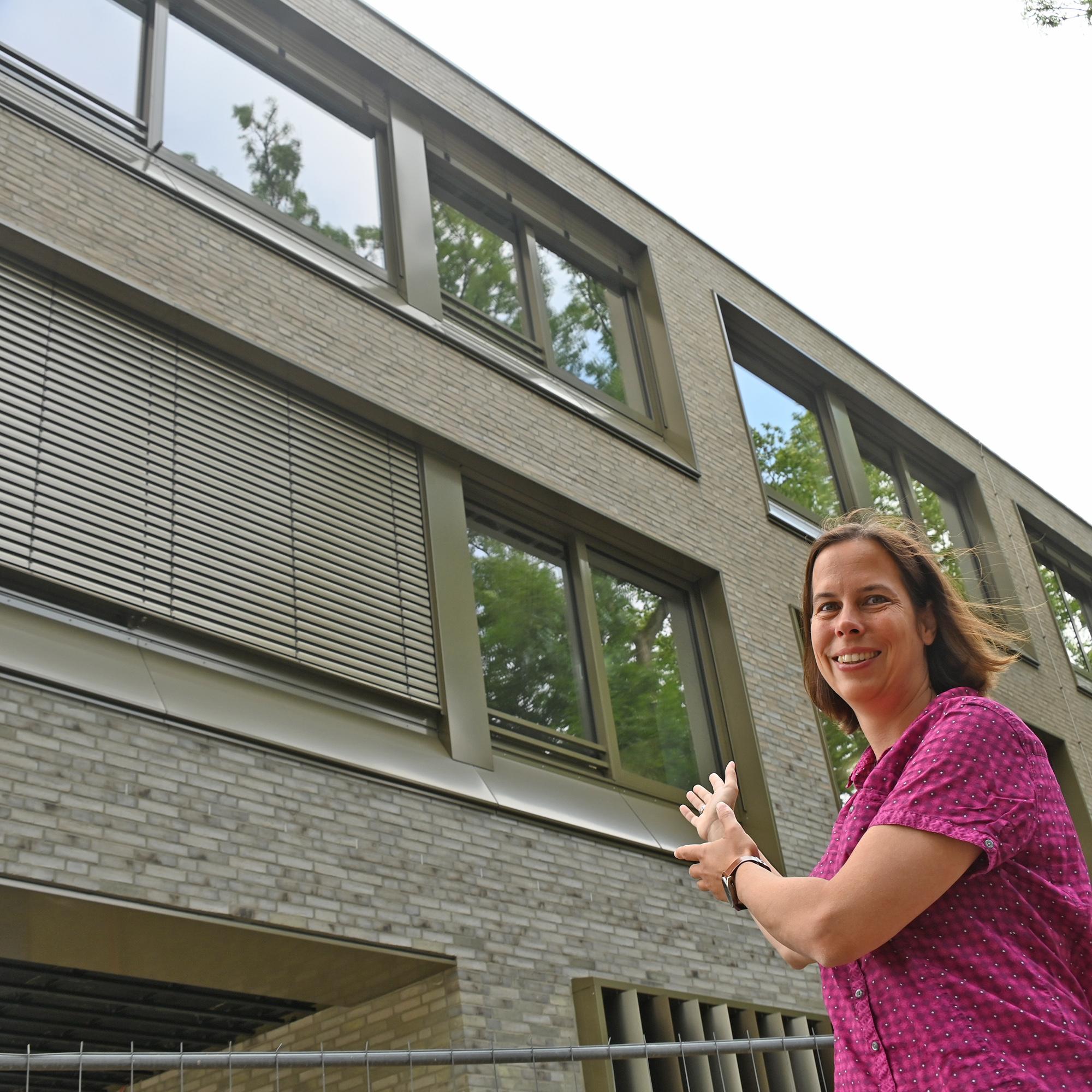 """Endlich das neue Schulgebäude mit Leben füllen"""" – Grundschule ..."""